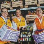 Sealanes joins with BHP and Foodbank