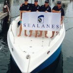 Sealanes supports team in The Karma Resorts Rottnest Channel Swim 2016